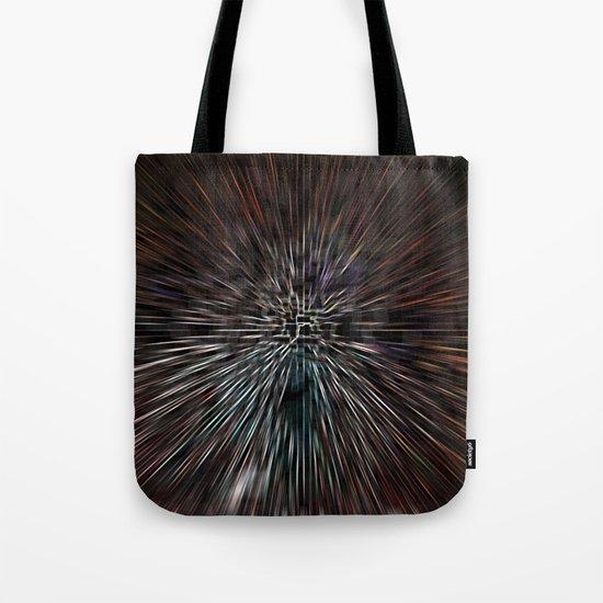 3D abstract Art Tote Bag