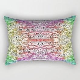 believing in rocket science Rectangular Pillow