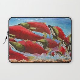 Returning Home Laptop Sleeve