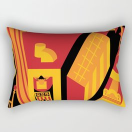 The Riv Rectangular Pillow