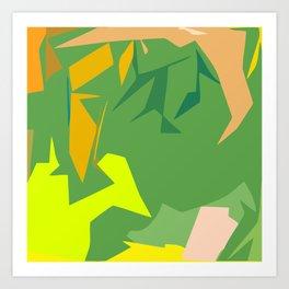 Always Greener Art Print
