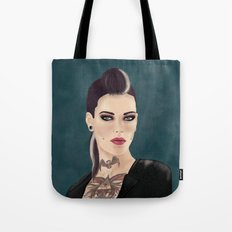 Clara Lille Watch Dogs Tote Bag