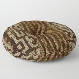 Bakuba Floor Pillow
