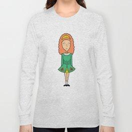 Irish Dancer Long Sleeve T-shirt