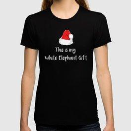 Christmas White Elephant Gift T-shirt