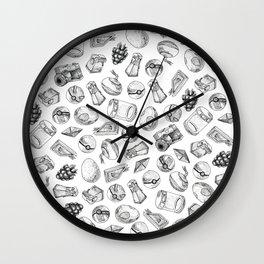 Pocket Monster Go Wall Clock