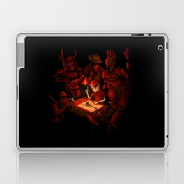Draw Your Weapon Laptop & iPad Skin