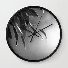 Crying Tree Wall Clock