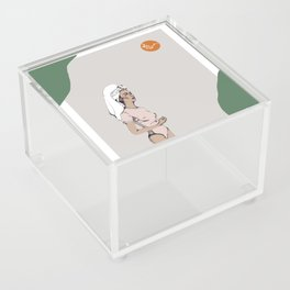 Tanned in Italy Acrylic Box