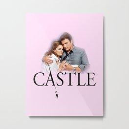 Castle & Beckett Metal Print
