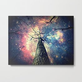 Hope Starts With Perception Metal Print