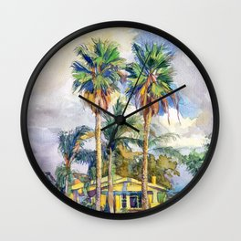 North Park Wall Clock
