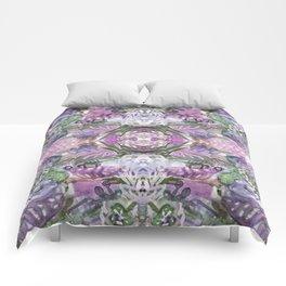 Lavender Eyes Comforters