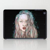 goddess iPad Cases featuring Goddess  by Jenn
