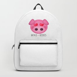 Hogs & Kisses Backpack