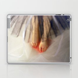 I was black swan Laptop & iPad Skin