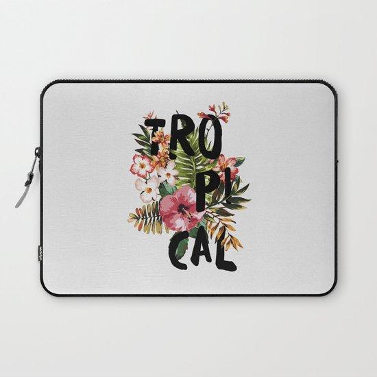 Tropical I Laptop Sleeve