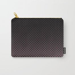 Halftone Carry-All Pouch