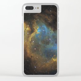Soul Nebula by Thomas Butts Clear iPhone Case