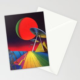 Invaders Stationery Cards