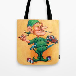 Elf Alexlander - Toys Department Tote Bag
