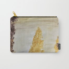 Golden secluded forest Carry-All Pouch