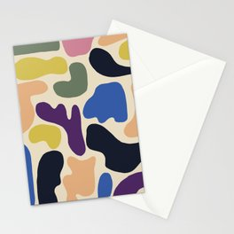 The Drip (Multicolor) Stationery Cards