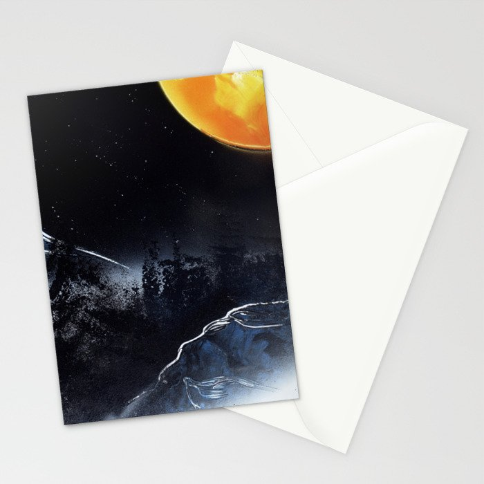 EVERYWHERE FOG Stationery Cards