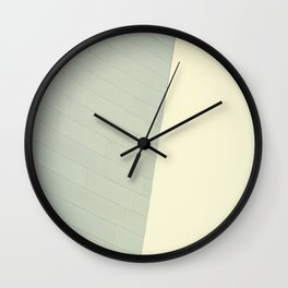From the Inside Out Afternoon Vintage Retro Photography II Wall Clock