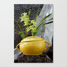 What The Future Holds Canvas Print