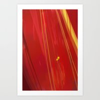 Fire No.1 Art Print