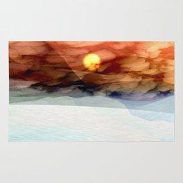 Desert White Sands Rug