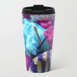 For the love of crafting Travel Mug