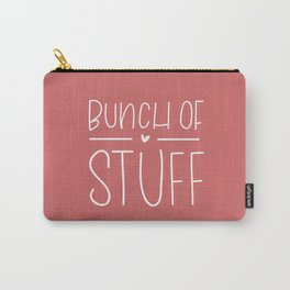 bunch of stuff Carry-All Pouch