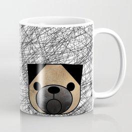 Pug Dog Coffee Mug