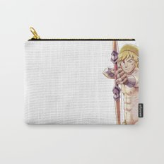 The legend of Zelda - The knight in the Wild - sexy Link Carry-All Pouch