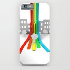 Spectrum in Town iPhone 6s Slim Case