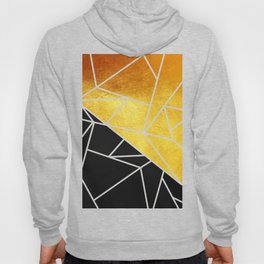 Coal and Gold Hoody