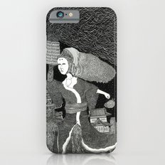 Tenzaru Girl iPhone 6s Slim Case