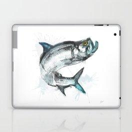 Tarpon Fish Laptop & iPad Skin