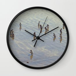 The Bathers Wall Clock