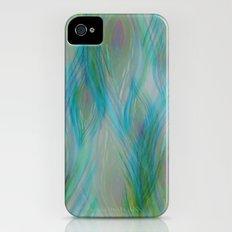Peacock Slim Case iPhone (4, 4s)