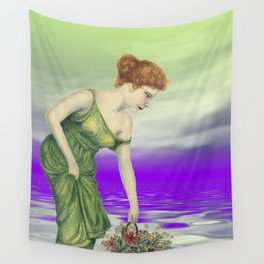 vintage memories -03- Wall Tapestry