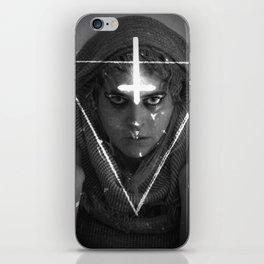 Lesbian Crucifix iPhone Skin