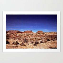 Moab Art Print