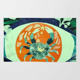 Third Eye Zodiac, Cancer Rug