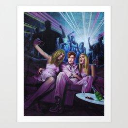 The Narcissist Art Print