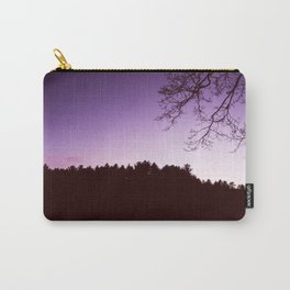 November Sunset Carry-All Pouch
