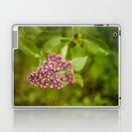 Boutons de lilas (Lilac Bud) by Althéa Photo Laptop & iPad Skin
