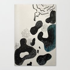 gaudi Canvas Print